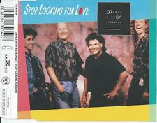 DANCE WITH A STRANGER - stop looking for love CDM 3TR Rock Pop 1989 GERMANY