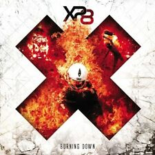 Xp8 Burning Down CD 2013 ltd.200