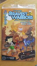 Bravest Warriors Loot Crate Exclusive Boom Studios 2015 # 1 - Unopened - VF+