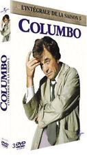 """DVD  """"COLUMBO L'INTEGRALE DE LA SAISON 5"""" COFFRET 3 DVD   NEUF SOUS BLISTER"""