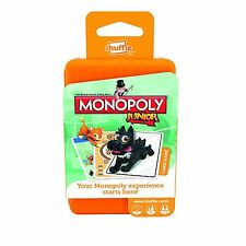 Shuffle - Monopoly Junior Deal Card Game with APP