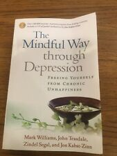 The Mindful Way Through Depression - Paperback