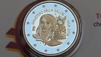 2 euro fdc 2018 ITALIA 60 Ministero Salute italie italy italien Италия Włochy