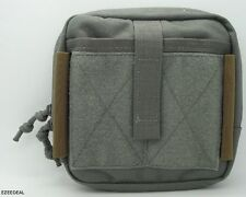 "MSM / TACTICAL TAILOR Organizer Pouch + TWO 5"" Malice Clips, FOLIAGE GREEN"