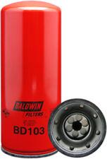 Baldwin BD103 Engine Oil Filter (Pack of 3)