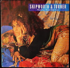 *** MAXI 45T / SKIPWORTH AND TURNER - THINKING ABOUT * 4TH & BR/ PRESSAGE UK ***