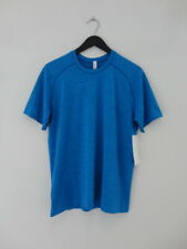 Nwt Lululemon Cdag Blue Metal Vent Tech Ss Top Shirt Men's Extra Large Xl