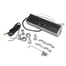 12V Motorcycle Bluetooth Handlebar Audio System Radio Stereo MP3 Speaker USB