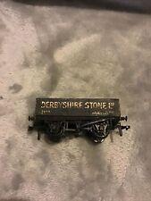Peco Kit OO DERBYSHIRE STONE LTD MATLOCK Made Wagon