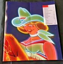 MARCH 2004 LAS VEGAS AREA MAP & VISITOR'S GUIDE DEFUNCT CASINOS STARDUST