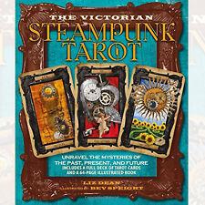 Liz Dean and Bev Speight Collection Victorian Steampunk Tarot Paperback BrandNew