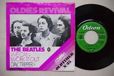 THE BEATLES, 7' Oldies Revival No.35, Odeon GER,