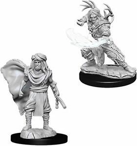 Dungeons & Dragons Nolzur's Marvelous Unpainted Miniatures Male Human Druid