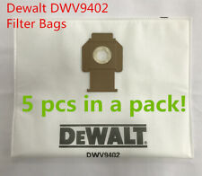 Dewalt DWV9402 Replacement Filter Bags (5 PCS in a pack)