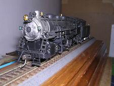 """Brass Pfm Baltimore & Ohio 0-8-0 Steam Loco #4 Ptd. Private Road """"H.O.Gauge"""""""