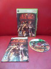 Tekken 6 (Microsoft Xbox 360, 2009)