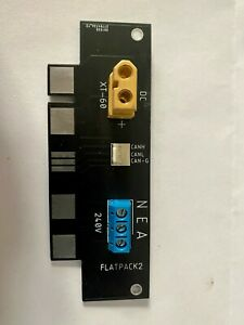 Eltek Flatpack2 Power Supply PCB / PCB & All Components Or PCB Only