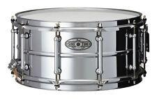 Pearl 14x6.5 Beaded Steel Sensitone Snare Drum - Video Demo