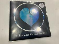 """HEROES DEL SILENCIO 7"""" NO MAS LAGRIMAS / HAVE YOU EVER SEEN THE RAIN CREEDENCE"""