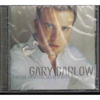 Gary Barlow CD Twelve Months Eleven Days / BMG RCA – 74321 702182 Sigillato