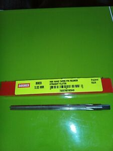 Dormer HTP Hand Taper Reamer B903 5mm