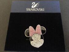 Swarovski Crystal Minnie Mouse Brooch - 872508