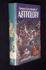 Larousse Encyclopedia Of Astrology, 1980 HC DJ, illustrated, ex-library