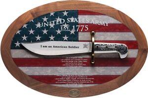 Case XX  U.S. Army Bowie Display  Fixed Blade Knife Bowie CA15009