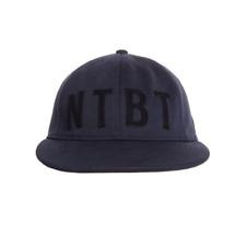 Bois bois logo appliqué Cap-taille unique - 100% coton-exceptionnel-Bnwt