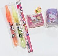 Hello Kitty Pen, Hello Kitty Pencil, Hello Kitty bag, Hello Kitty Wallet, Kitty