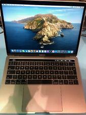 Apple Macbook Pro 2017 Core i5 3.1GHz 8GB 500GB SSD macOS 10.15 Touchbar Used