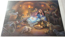 Tom duBois - The Nativity Series /Christmas Story - ALL 4 PRINTS - Artist Proofs