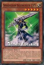 Yu-Gi-Oh ! Spadassin Silencieux LV5 YGLD-FRC07 (YGLD-ENC07) VF/COMMUNE