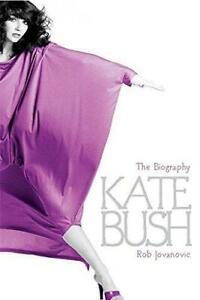 Kate Bush: The Biography by Rob Jovanovic, NEW Book, FREE & FAST Delivery, (Pape