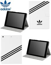 Adidas Smart Magnetic Leather Cover Back Case Stand For APPLE iPad Air White New