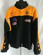 THE 2 FAST AND THE 2 FURIOUS MENS RACING CHAMPIONS APPAREL JACKET  XXL