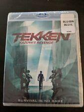 Tekken: Kazuyas Revenge (Blu-ray Disc, 2018)