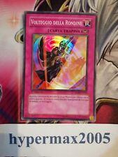 Yu-Gi-Oh! - VOLTEGGIO DELLA RONDINE - SUPER - RGBT - IN ITALIANO!