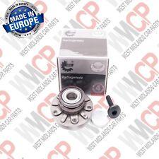 SEAT Leon 1P1 5F1 5F5 5F8 * 2004-2014 Rear hub cojinete de rueda ABS Anillo 30MM tipo