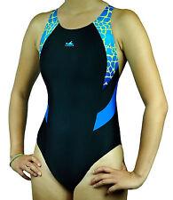 YingFa Girls Women Prectice Training Racing Performance One Piece Swim Suits