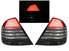 DEPO All Smoke W/ Circuit Board LED Tail Light For 2000-06 Mercedes W220 S Class