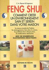 Feng Shui Comment créer un environnement sain et serein dans votre maison (1999)