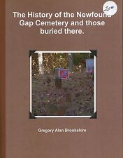 The History of  Newfound Gap Cemetery Buncombe Haywood NC Brookshire West