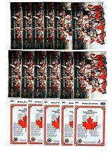 1X WORLD JUNIOR Team CANADA 1992-93 Upper Deck #SP3 Insert NMMT Lots Available