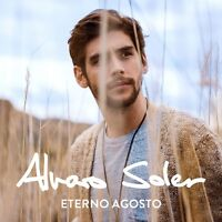 ALVARO SOLER - ETERNO AGOSTO   CD NEW+