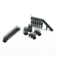 Outland Models Railroad Scenery Industrial Platform & Stairs Set 1:220 Z Scale