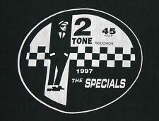 XL * vtg 90s THE SPECIALS tour t shirt * 2 tone ska concert * 4.127