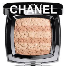 100% Auténtico Chanel lumiere d'artifices beiges iluminar Polvos brillante