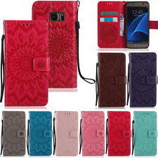 -MDKT Wallet Case Cover For Samsung Galaxy S4 S5 S6 S7 A3 A5 J3 J5 J7 Note 5/4/3