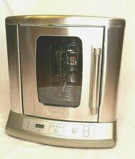 Cuisinart CVR-1000 Vertical Countertop Rotisserie Oven Stainless Steel Chrome